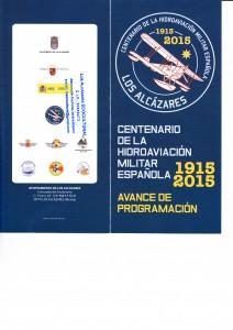 CENTENARIO de la HIDROAVIACIÓN MILITAR ESPAÑOLA_0001